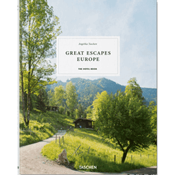 Boken Great Escapes Europe