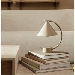 Meridian Lampe Cashmere