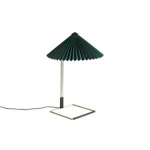Bordlampe Matin Green