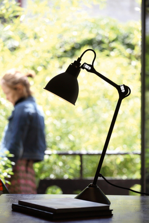 LAMPE GRAS NO 205, Bordlampe