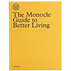 Boken The Monocle Guide to better living