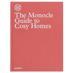 Boken The Monocle Guide to cosy homes