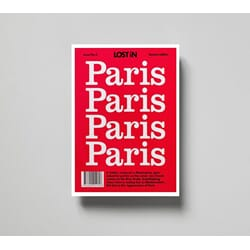 Reiseguide LOST IN - Paris