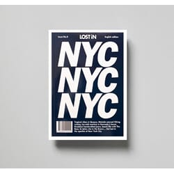 Reiseguide LOST IN - New York