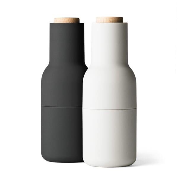 Menu Bottle Grinder Grey(2 stk) Oak - Lunehjem.no - interi?r p? nett