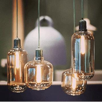 normann copenhagen amp lamp interi r p nett. Black Bedroom Furniture Sets. Home Design Ideas