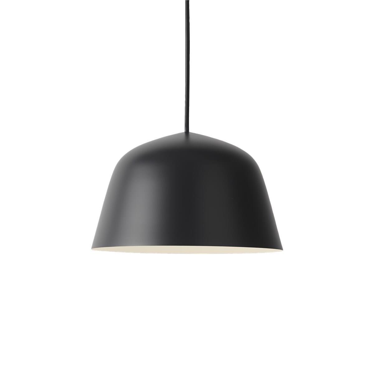 Muuto Ambit Lampe Black - Lunehjem.no - interi?r p? nett