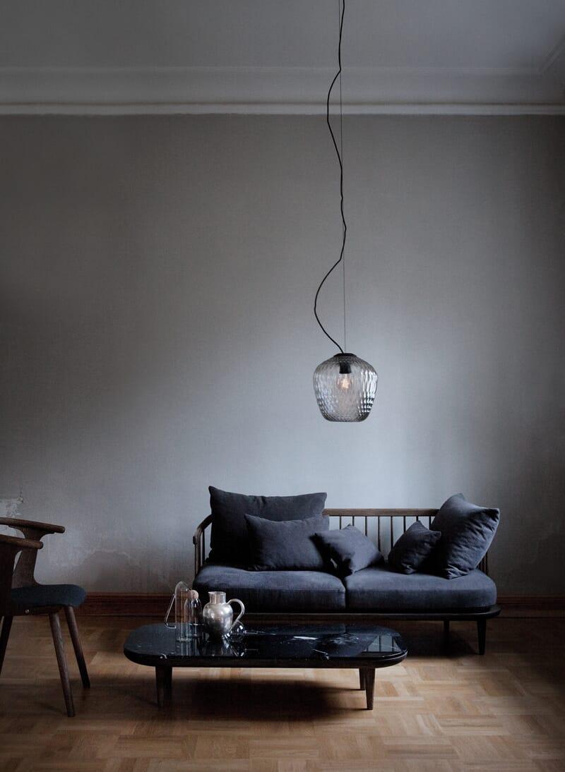 Blown Lamp fra &Tradition er designet av Samuel Wilkinson. Lekker over ...
