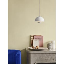 Flowerpot Lamp VP1 White