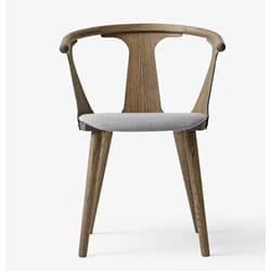 In Between Chair SK2 Smoked oak w/fiord 251