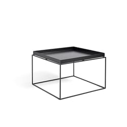 Tray Table 60x60 Black