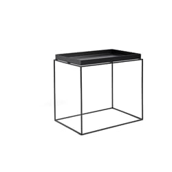 Tray Table 60x40 Black