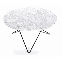 Marble Table White