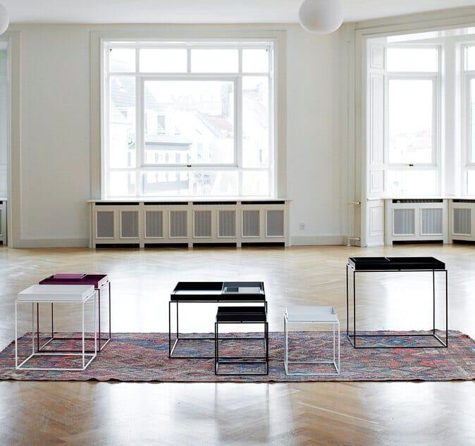 Bord fra HAY. Dette bordet passer godt som sofabord, eller sidebord ...