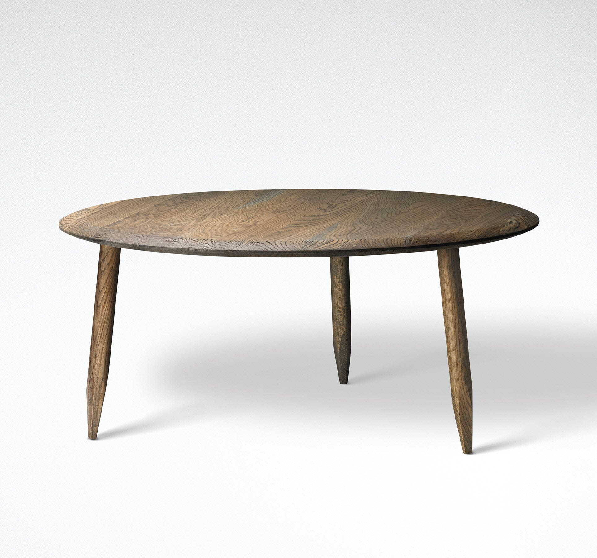 tradition Hoof Table SW2 Smoked Oak - Lunehjem.no - interi?r p? ...