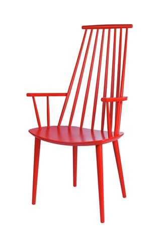HAY J110 Chair Coral