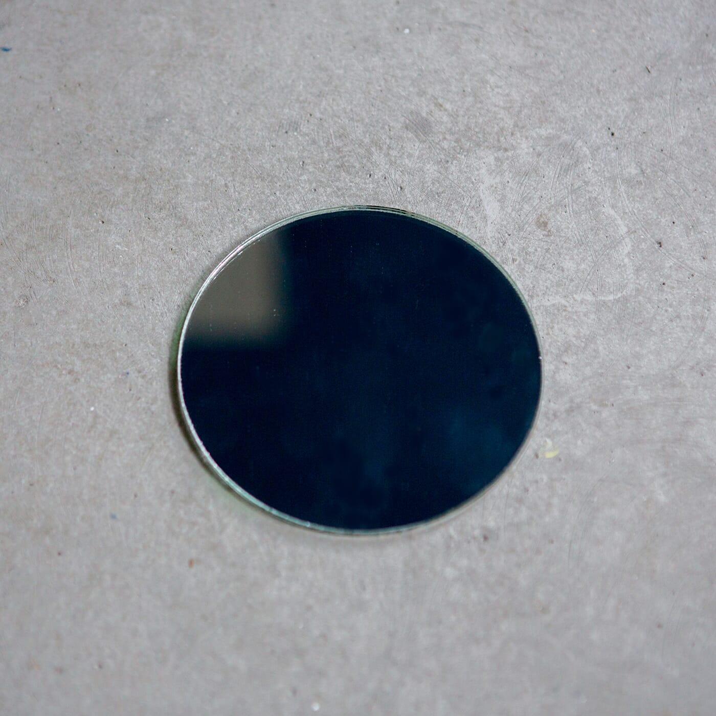 Bilde av Speil Til Anne Linde Hyllene Round