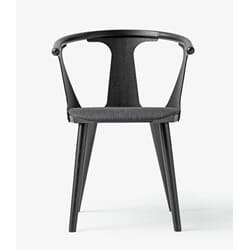 In Between Chair SK2 Black w/ Fiord 191