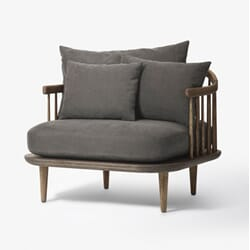 Fly Chair SC1 Smoked oak/Hot madison