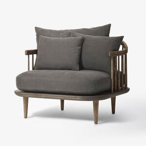 Fly Chair SC1 Smoked oak/Hot madison 093