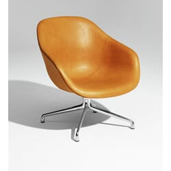 About a lounge chair AAL81 m/leather