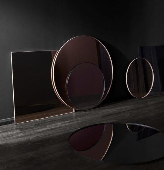 AYTM Mirror 90x90 - Lunehjem.no - interiør på nett