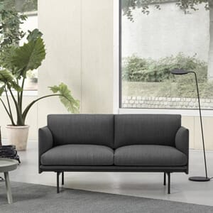 Outline Sofa 2 seter