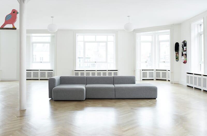 Hay Mags Sofa Hallingdal 130 - Lunehjem.no - interiør på nett