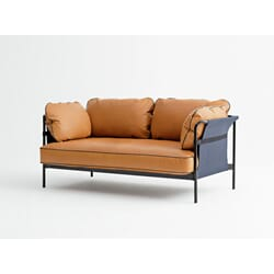 CAN Sofa Silk Leather