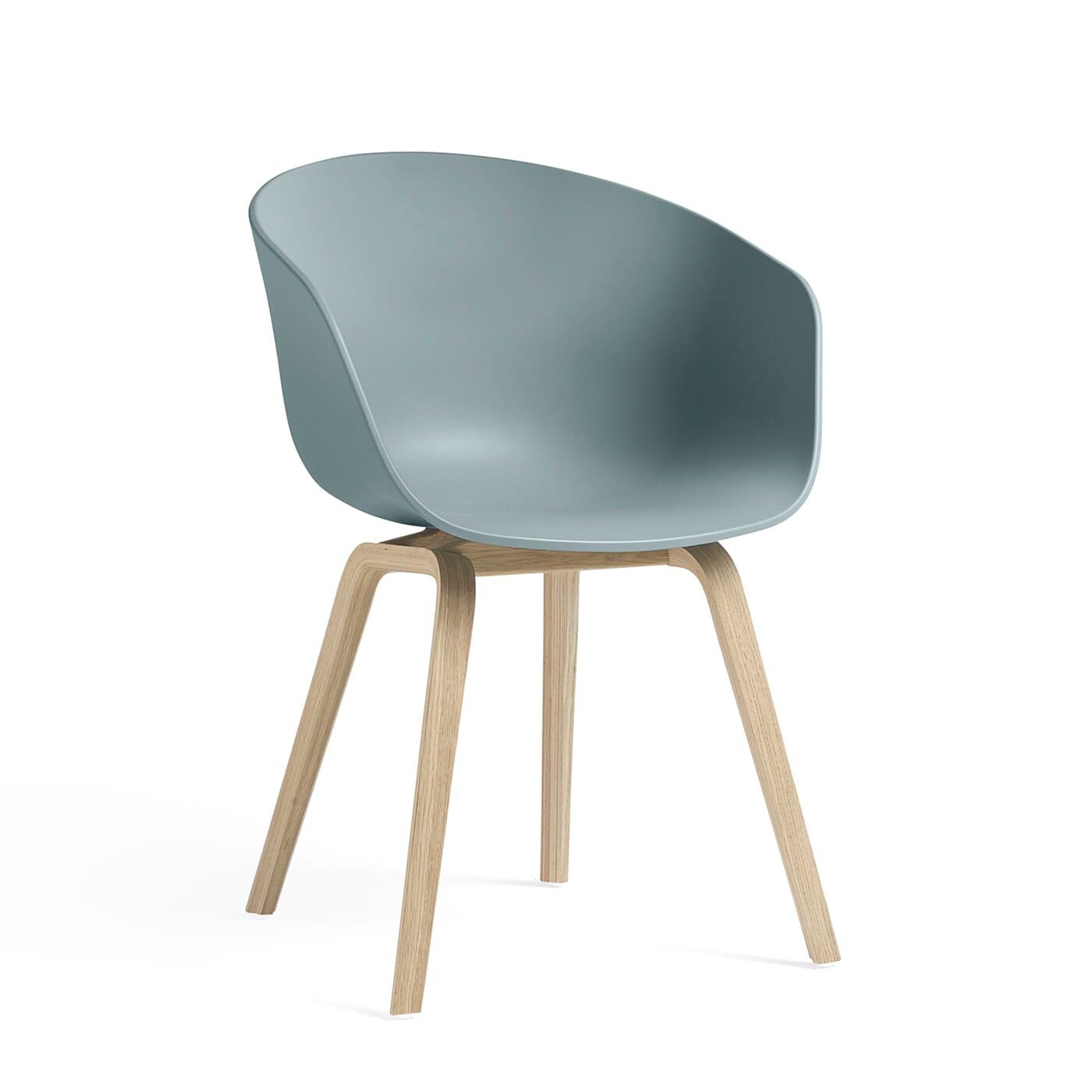 Bilde av About a Chair AAC22 Dusty blue