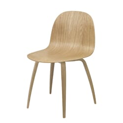 2D Wood Dining Chair