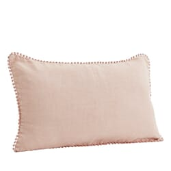 Putetrekk Lin Light pink 30x50
