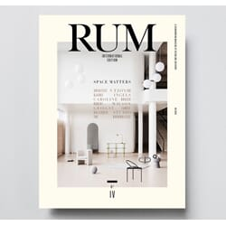 Magasinet RUM International nr 4