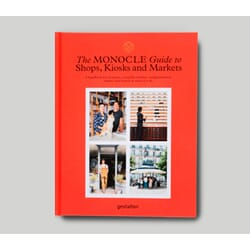 Boken The Monocle Guide to shops, kiosks...