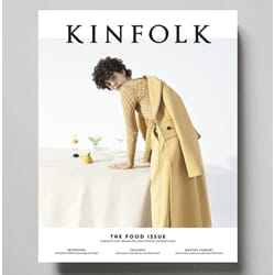 Magasinet Kinfolk nr 25