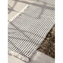 Way Rug Off White/Blue 70x180
