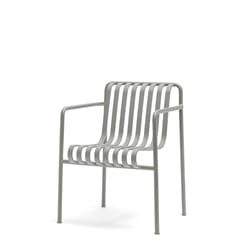 Palissade Dining Arm Chair Creme White