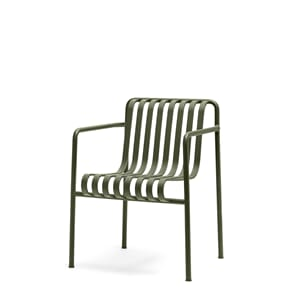 Palissade Dining Arm Chair Olive