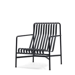 Palissade Lounge Chair High Antrasite