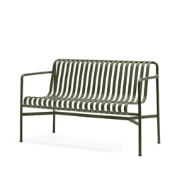 Palissade Dining bench Olive