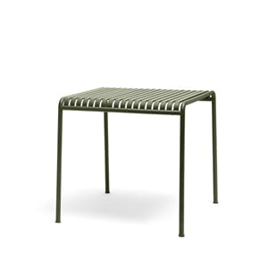 Palissade Table 82x90 Olive