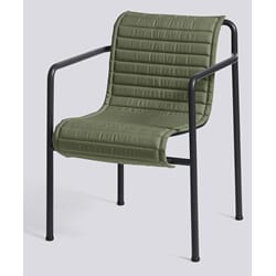 Hay66_Rel Palissade Dining Arm Chair Anthracite Quilted Cushion olive.jpg