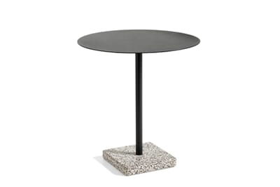 58596-3 1952132009000_Terrazzo_Table_Round_dia70_Grey_base_Anthracite_top.jpg