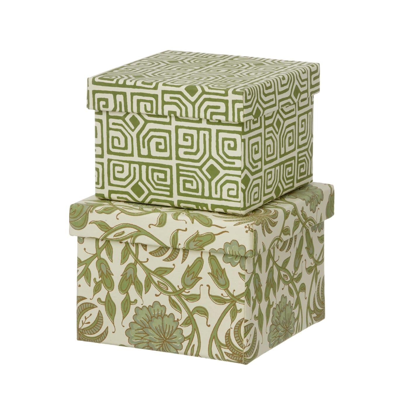 Bilde av 2 Stk   Box S Thilla Leaf Green