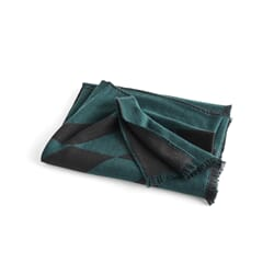 Pledd Star Dark Green