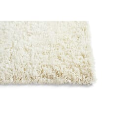 Shaggy Rug Cream