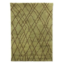 Teppe Olive Woolen 180x280