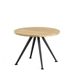Pyramid Coffee Table 51 Svart/Eik H:44