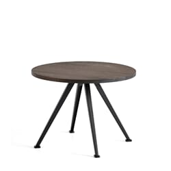 Pyramid Coffee Table 51 Svart/Røkt Eik H:44
