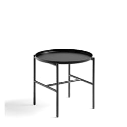Rebar Coffee Table Svart Ø:45